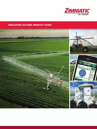 zimmatic product guide irrigation