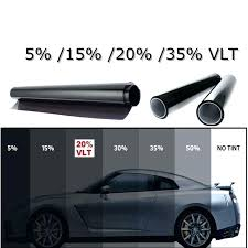 Window Tint Colors Cars Being Tinted Auto Shade Chart Shades