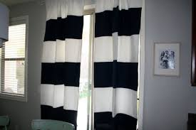 Navy Blue Bedroom Curtains White Curtains With Blue Embroidery