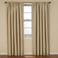 Curtains Eclipse Curtains Kendall Blackout Energy Efficient Curtain Panel