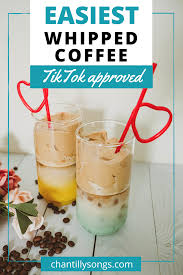 You'll be able to spice up your. Easy Homemade Whipped Coffee Recipe Winter Drink Recipes Coffee Drink Recipes Recipes