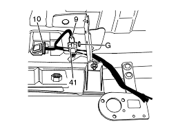 c7av07ad gif disconnect the rear fog lamp connector