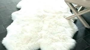 faux fur rugs ikea fur area rug fur area rug faux sheepskin area rug white fur