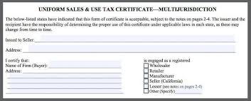 The Multijurisdiction Resale Certificate Explained Avalara