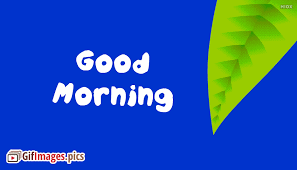 good morning whatsapp status gif