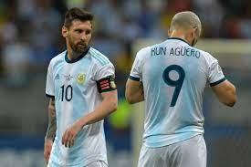 الأرجنتين وكولومبيا: مباشر لحظة بلحظة