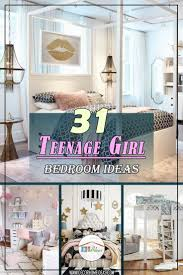 cute bedrooms.  Bedrooms 31 Cute Bedrooms For Teenage Girl Teengirlbedroom Girlbedroom  Teenbedroom Bedroom Homedecor In I