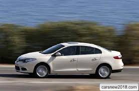 2018 renault fluence. modren 2018 the further we move back the case at 20182019 renault fluence sedan gets  better thus in backside of front seats have pockets for magazines  throughout 2018 renault fluence