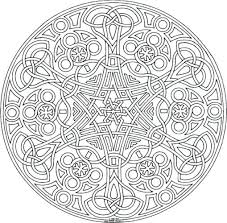 Printable Geometric Coloring Pages Printable Geometric Coloring