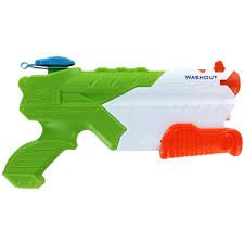 Nerf Super Soaker Washout Blaster BIG W