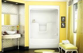 shower unit compact 1 piece bath shower unit design one piece bathroom 1 piece tub