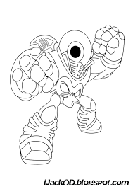 Small Picture skylander giants coloring pages Free Large Images skylanders