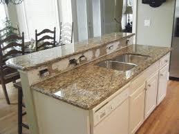 image of st cecilia classic granite countertops