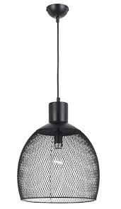 black pendant lighting. Black Metal Mesh Pendant Light - Modern Lighting Online Australia