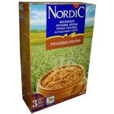 Каши быстрого приготовления <b>NordiC Нордик</b> (<b>Nordic</b> ...
