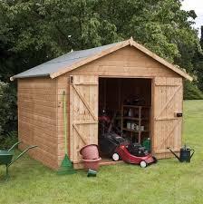waltons groundsman windowless 10 x 10 shed
