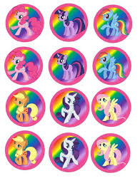 Small Picture 611 best My Little Pony Printables images on Pinterest Pony