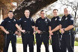five garden grove pd lateral hires from other agencies from left are adam nikolic