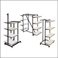 Apparel Display Stands Retail Clothing Racks For Display Merchandising Subastral Inc 51