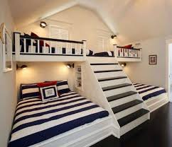 Photo 4 of 6 Chic-double-bunk-beds-custom-4-beds-in-