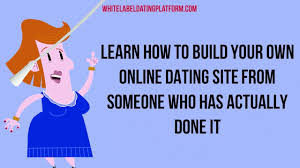 build your own dating site build your own dating site