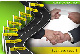 Report Business Oil Business Report