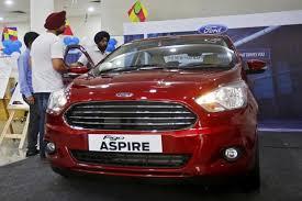new car launches fordFord launches allnew Figo  Livemint