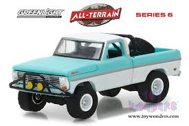 All Terrain Series 6 | 1969 Ford F-100 Pick Up Truck 35090A/48 ...