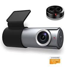 amazon com goluk t1 wifi fhd 1080p mini car dash cam recorder