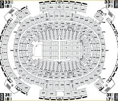 Mn Wild Seating Chart With Seat Numbers Madison Square Garden Ufc Seating Chart With Seat Numbers