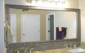 trim around bathroom mirror. In Frame Pertaining To Interior Around For Inspiration Tricks Bathroom Mirror Trim Ideas T