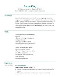 Example Of Functional Resumes Nursing Functional Resume Samples Examples Format