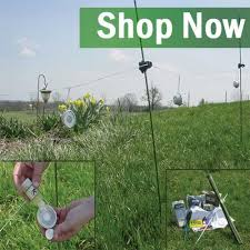 electric fence for garden. Simple For Electric Netting  Deer Baited Fence  Throughout For Garden C