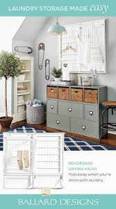 Ballard Designs Laundry Room Rack Small Space Idea Laundry Room Storage Sgh Remodel Rustic