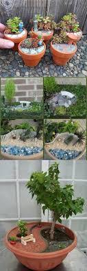 Small Picture Take Your Pick The Top 50 Mini Fairy Garden Design Ideas