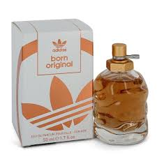 <b>Adidas Born Original</b> by Adidas 50ml Eau De Parfum Spray 1.7 oz ...