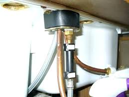 how to install a kitchen faucet how to install kitchen faucet installation cost throughout a with
