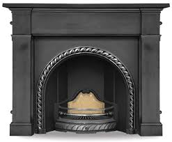 carron westminster rx114 highlight polish traditional ornate cast iron fireplace inserts cast from original moulds are
