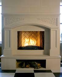 palladio stone fireplace mantel