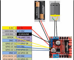raspberry pi • view topic l298n motor driver help image