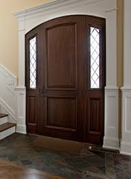 arched front doorSolid Wood Entry Doors from Doors for Builders  Exterior Wood