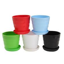 Decorating Plastic Tumblers Online Get Cheap Decorative Plastic Flower Pots Aliexpresscom