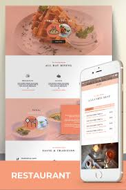 Recipe Page Layout Restaurant Page Layout For Divi
