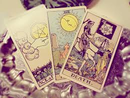 i will give you a tarot reading i start with three cards and draw more as necessary i will email the reading to you with pictures