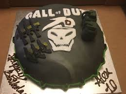 S3 Call Duty Birthday cake 生日蛋糕 Bánh Sinh Nhật EP 33