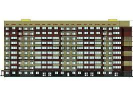Дипломный проект ПГС крупнопанельный многоэтажный жилой дом Крупнопанельный многоэтажный жилой дом в г Кстово