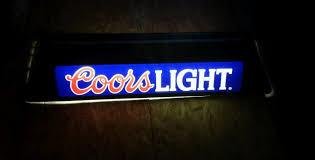 Coors Light Billiard Light Coors Light Pool Table Lights Table Design Ideas