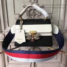 gucci queen margaret. it comes with: serial and model numbers,the gucci dust bag,care booklet, cards. queen margaret