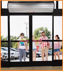 schair retail sliding door
