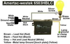 westek touch dimmer wiring diagram quick start guide of wiring how to wire westek touch dimmer rh waterheatertimer org 3 speed switch wiring diagram touch lamp